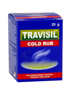 Travisil Cold Rub