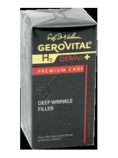 Геровитал H3 Дерма+ Премиум крем филер против морщин