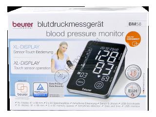 Beurer Tensiometru automat de brat cu touchscreen BM58