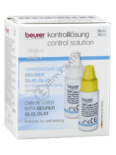 Beurer Solutie control GL42 p/u glucometru Beurer