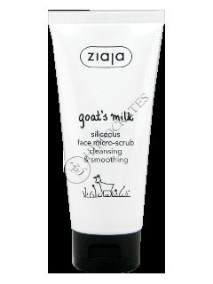 Зиажа Goat`s milk микро-скраб 75мл