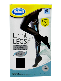 Scholl Колготки Light Legs 60 DEN (S)