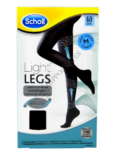 Scholl Колготки Light Legs 60 DEN (M)