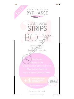 Бифаз депиляционные полоски для области бикини и подмышек для чувствительной кожи (20+4)