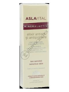 Аславитал Mineralactiv эликсир против морщин и загрязнение (глаза,губы, морщинисты) 15 мл