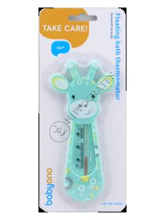 БЕБИ ОНО Термометр для ванны мятный