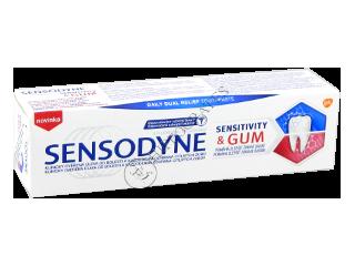 Зубная паста Sensodyne Sensitivity  GUM