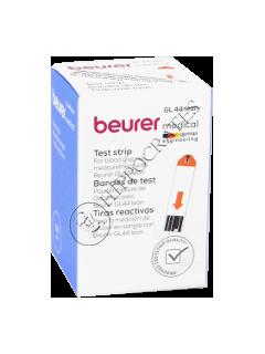 Beurer Strip-Test GL44 lean p/glucometru Beurer