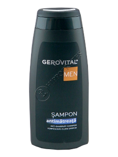 Gerovital H3 Men sampon antimatreata 400 ml