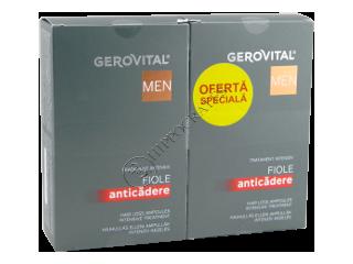 Геровитал Men Промо Пакет флаконы против падения волос + флаконы 10мл