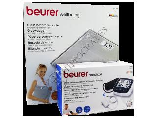 Beurer Промо пакет (тонометр BM40 с адаптором+весы GS10)