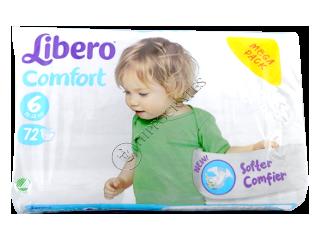 Libero Megapack Comfort XL 12-22 kg scutece