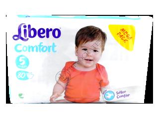 Libero Megapack Comfort Maxi+ 10-16 kg scutece