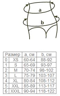Трусы 0411 Инга эласт. послеродовые