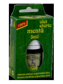 Масло эфирное Мята