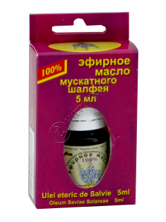 Масло эфирное Шалфей