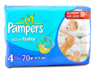 Pampers Maxi 4 №70 7-14 kg
