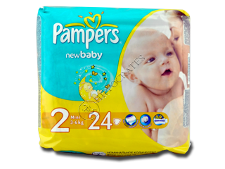 Pampers Mini 3-6 kg