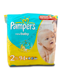 Pampers Mini 2 № 94  3-6 kg