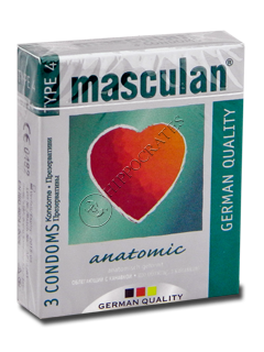 Masculan type 4 Anatomic